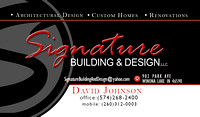 Signature Business Card Front 3
